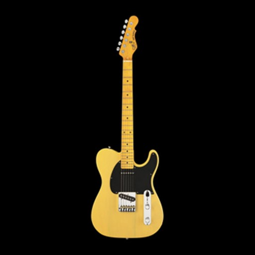 G&L Asat Classic Butterscotch Blonde MP Elektro Gitar
