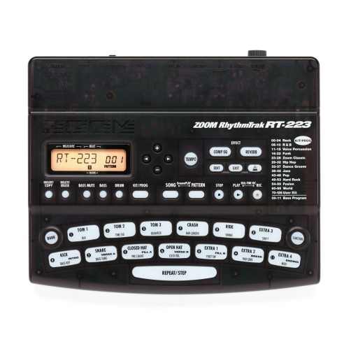 Zoom RT223 Rhythmtrak