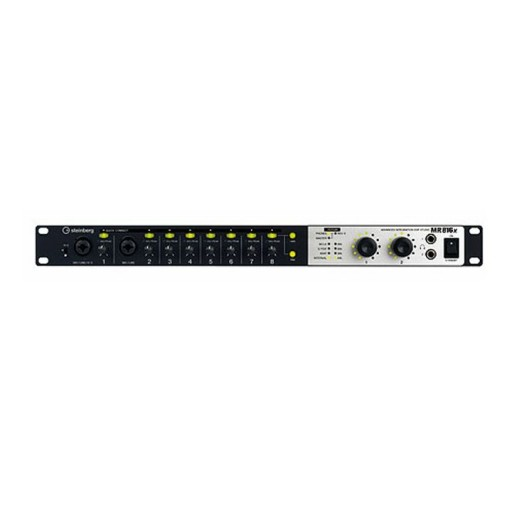 Steinberg MR816 Advanced Integration DSP Studio