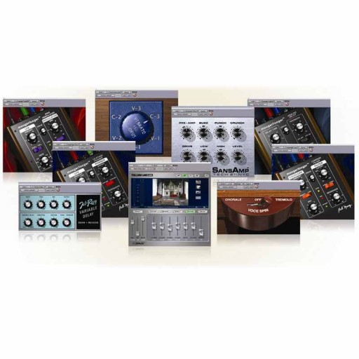 DIGIDESIGN G-Rack Effects Plug-in Bundle