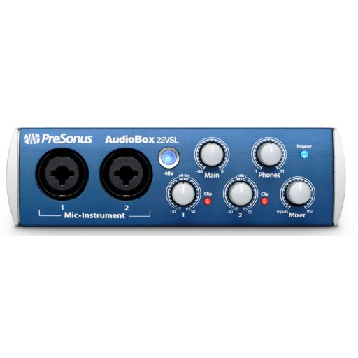 Presonus AudioBox 22VSL