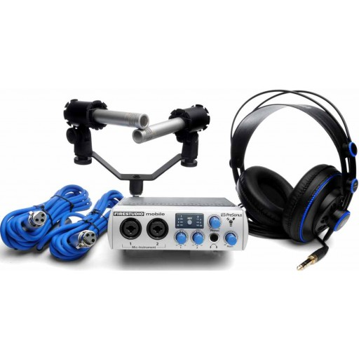 PRESONUS FireStudio Mobile Studio