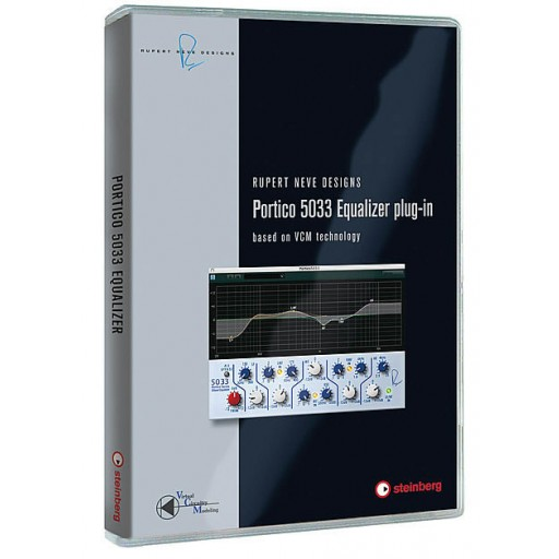 Steinberg RND 5033 EQ Plug-IN