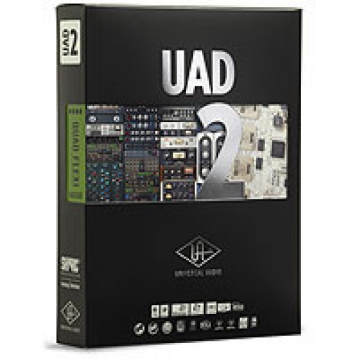 Universal Audio UAD-2 Quad Flexi Pak
