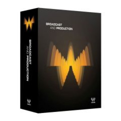 WAVES Broadcast & Production Bundle Native Plug-in