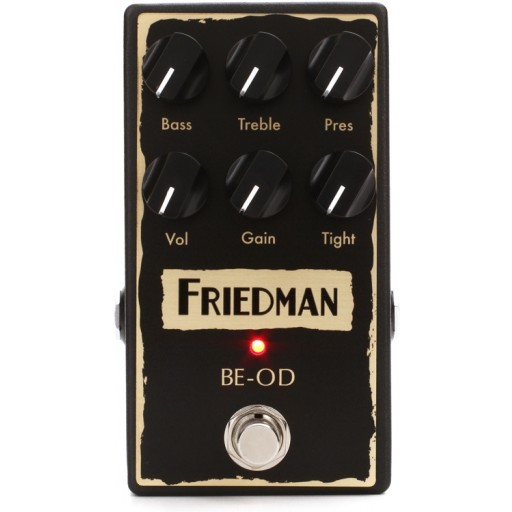 Friedman BE-OD Overdrive Pedalı