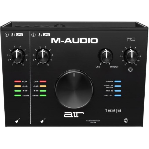 M-AUDIO AIR 192|6 USB Ses Kartı