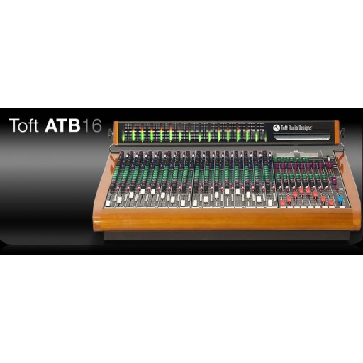 Toft Audio ATB 16