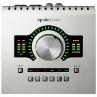 UNIVERSAL AUDIO Apollo Twin USB