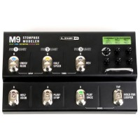 Line6 M9 Stompbox Model Pedal