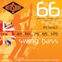 Rotosound RS666LC Swing Bas 6ST Med/L Gauge Bas Gitar Teli