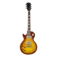 Gibson Les Paul Standard Premium Plus Finish Tea Burst Solak Elektro Gitar
