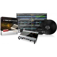 Native Instruments Traktor A10 + Traktor Scratch Pro 2.5