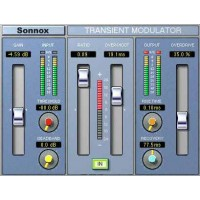 SONNOX TRANSMOD Native Plug-in