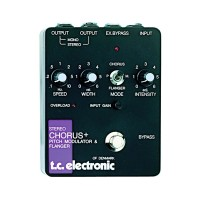 TC Electronic SCF Stereo Chorus/Flanger
